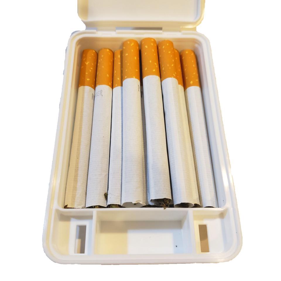 Green Maeng Da Kratom Filter Cigarettes.