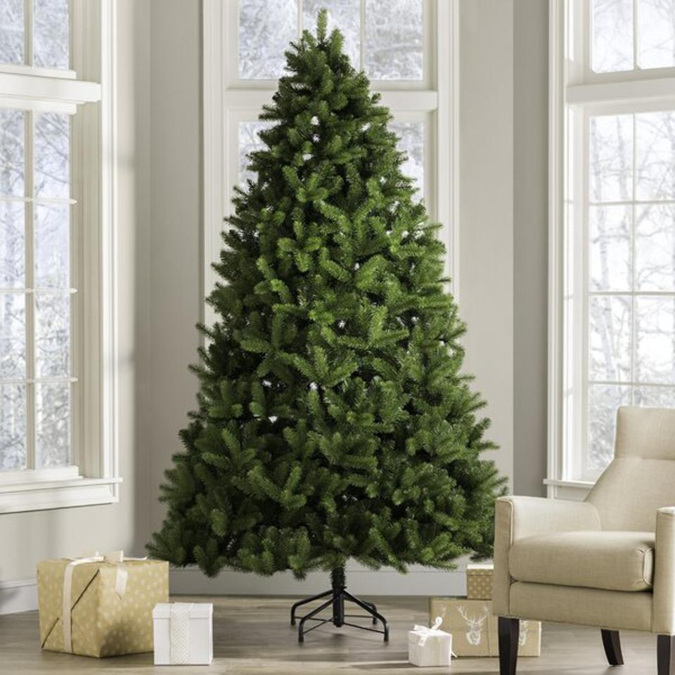 Three Posts Newberry Spruce 7.5' Green Spruce Artificial Christmas Tree