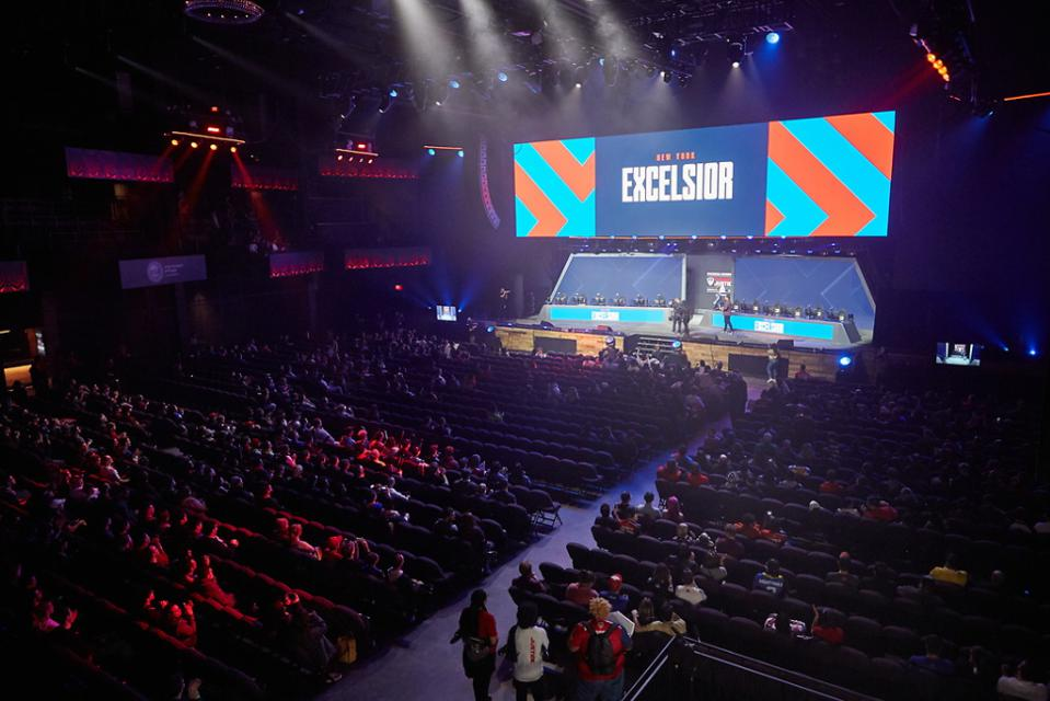 A New York Excelsior Overwatch League homestand