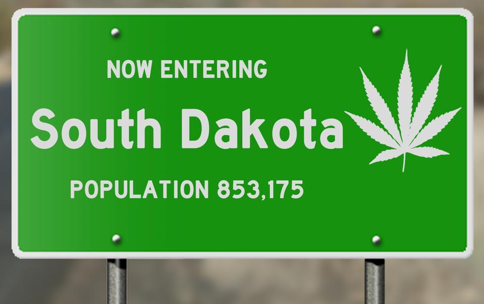 South Dakota and marijuana laws, amendment