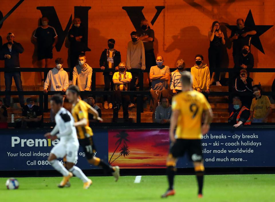 Cambridge United v Fulham U21  - EFL Trophy