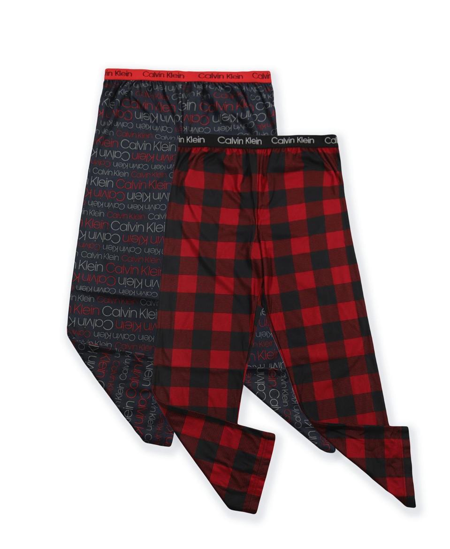 Calvin Klein Big Boys 2-Piece Pajama Pants