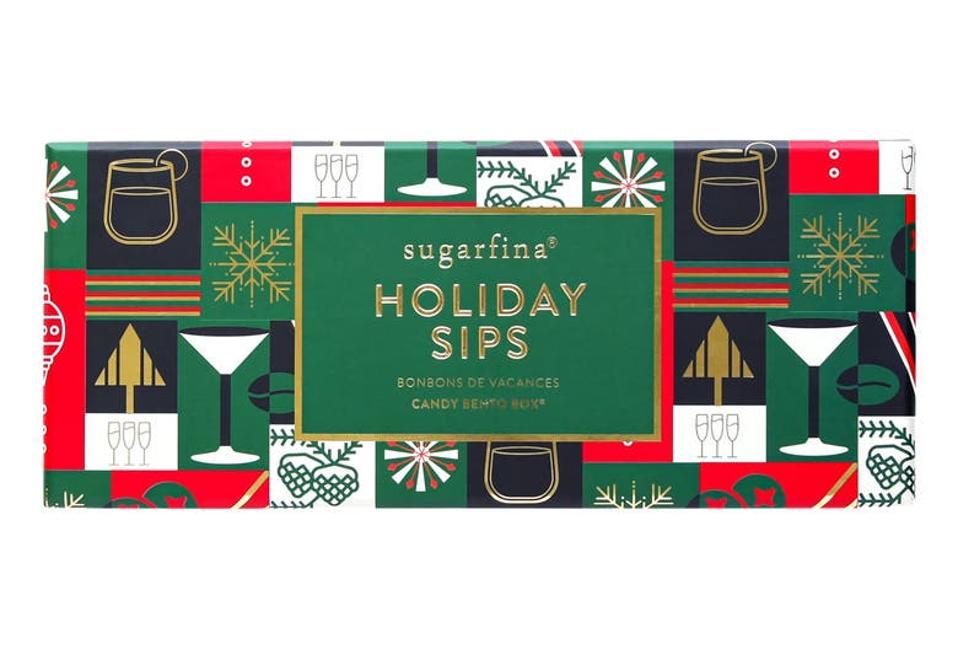 Sugarfina's holiday sips gift set