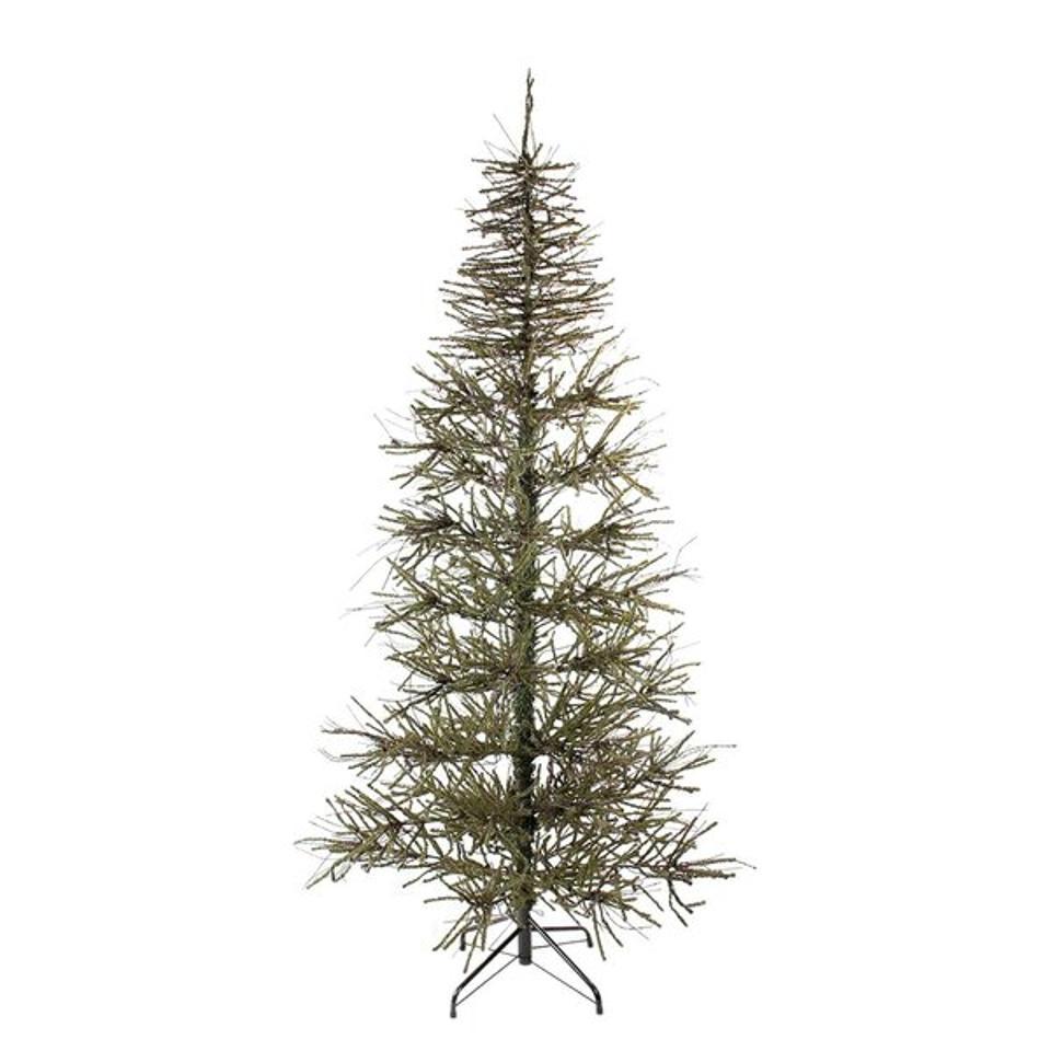 Northlight 6' Slim Warsaw Twig Artificial Christmas Tree