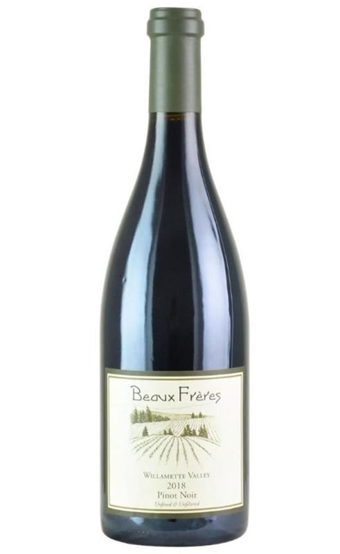 Beaux Freres, Willamette Valley 2018 Pinot Noir