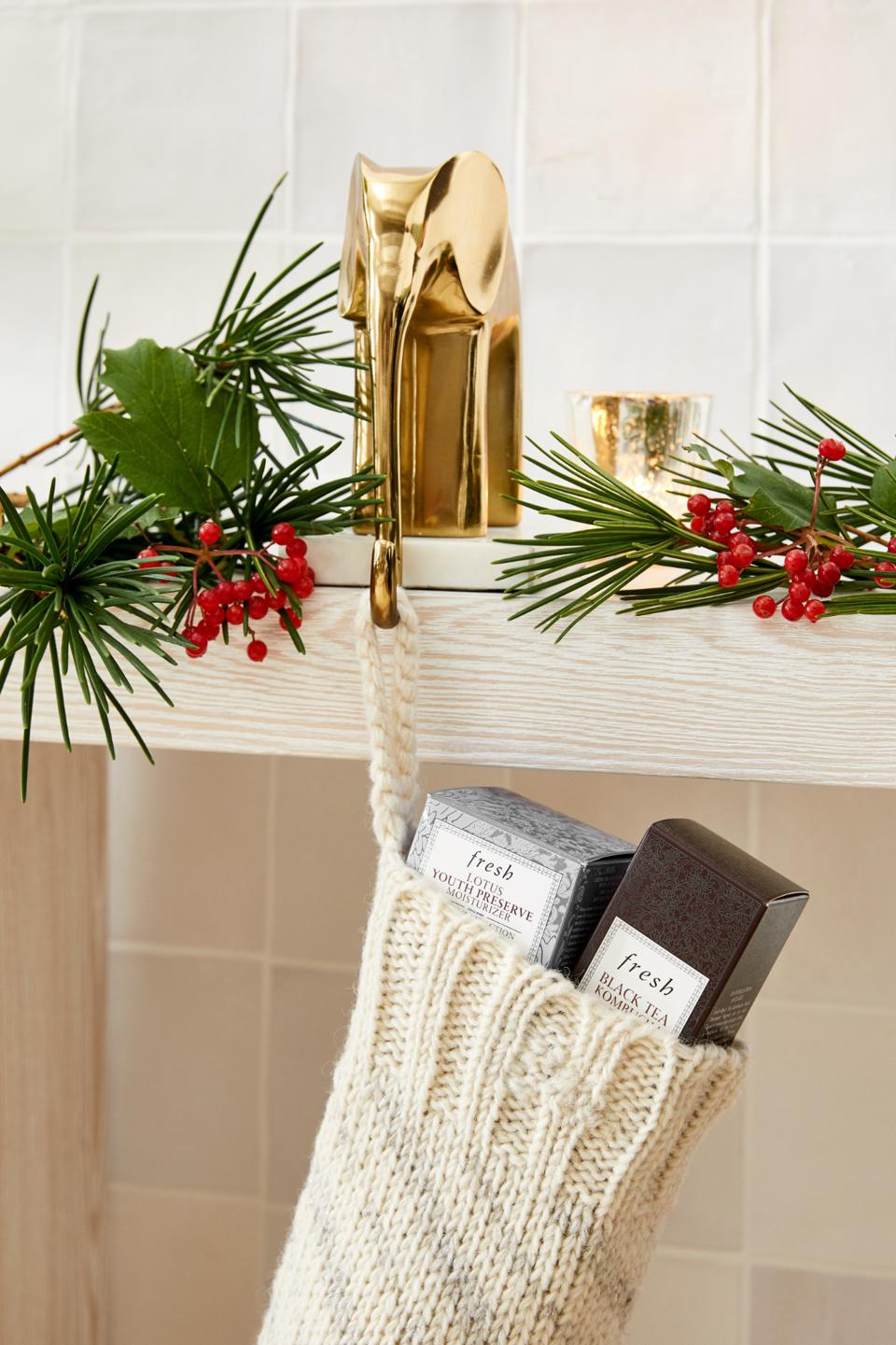 A couple of skincare stocking stuffers from Fresh
