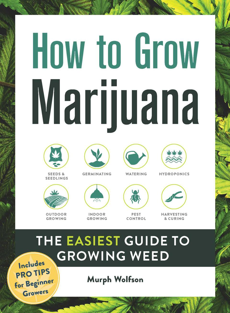 How to Grow Marijuana by Murph Wolfson