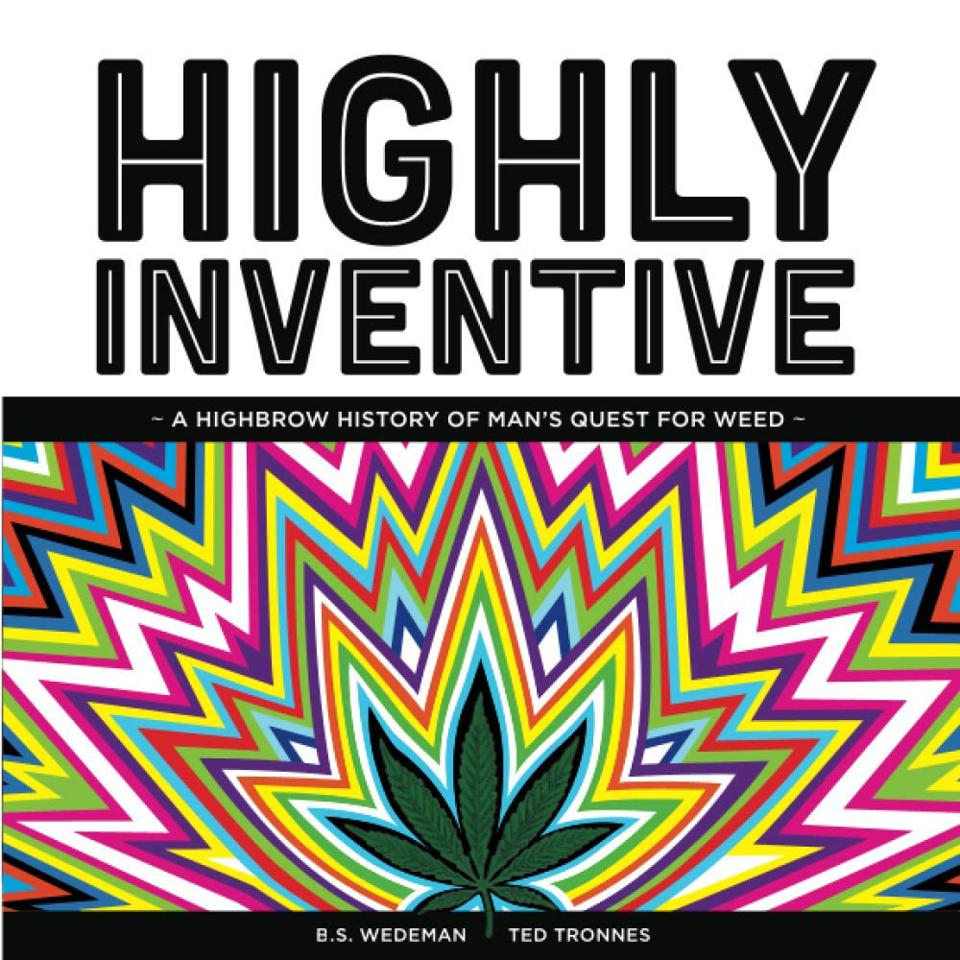 The cover of Highly Inventive.