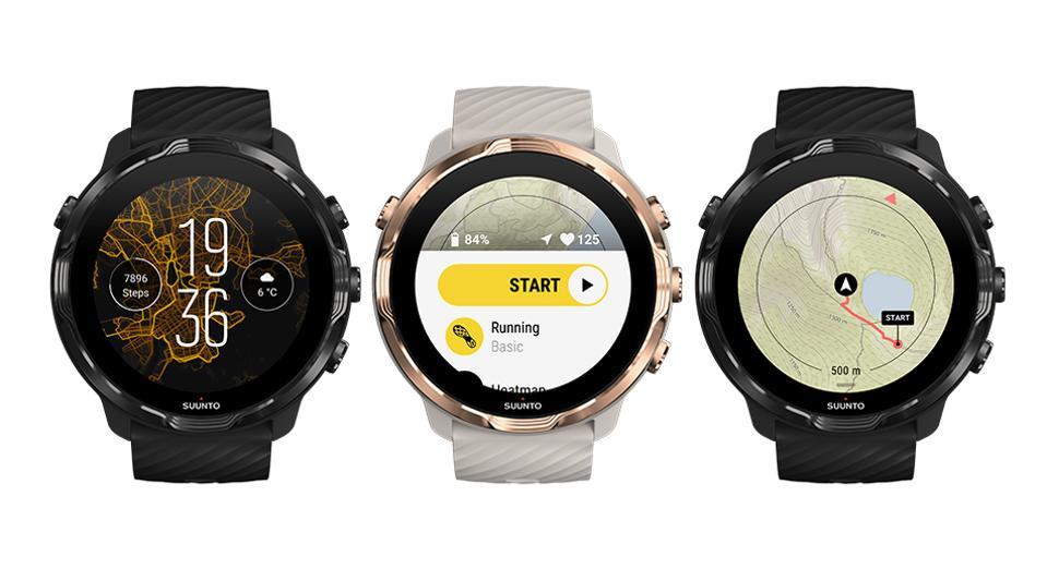 Suunto 7: Sports Watch Meets Smartwatch