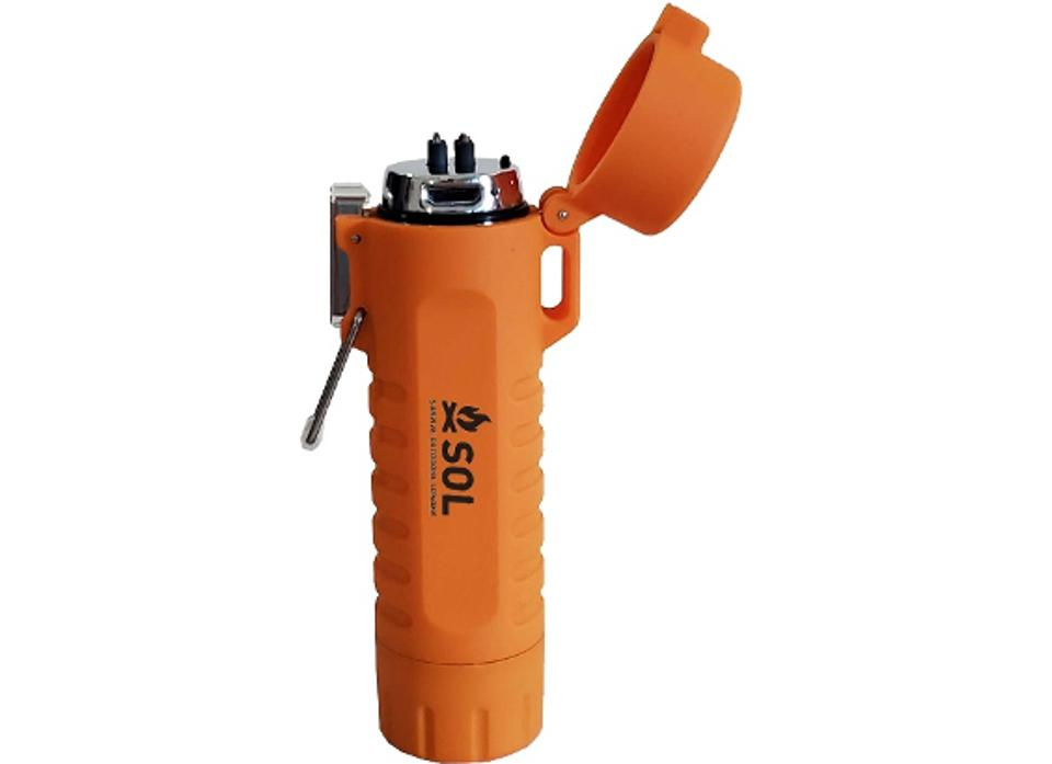 SOL Fire Lite Fuel-Free USB-Rechargeable Lighter