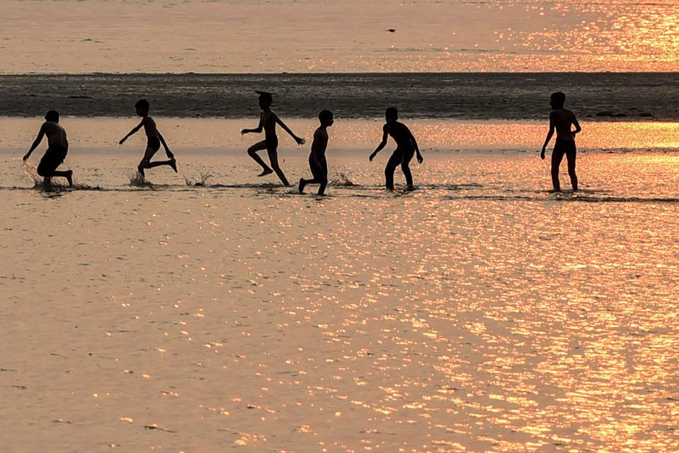 INDIA-SOCIETY-CHILDREN