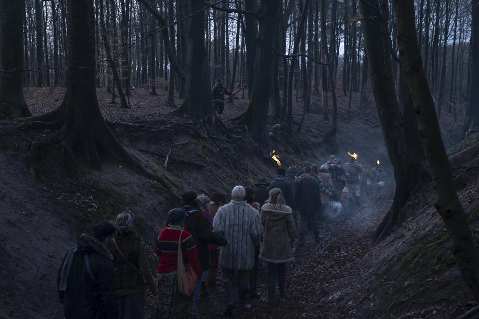Danish series 'Equinox' on Netflix created by Tea Lindeburg