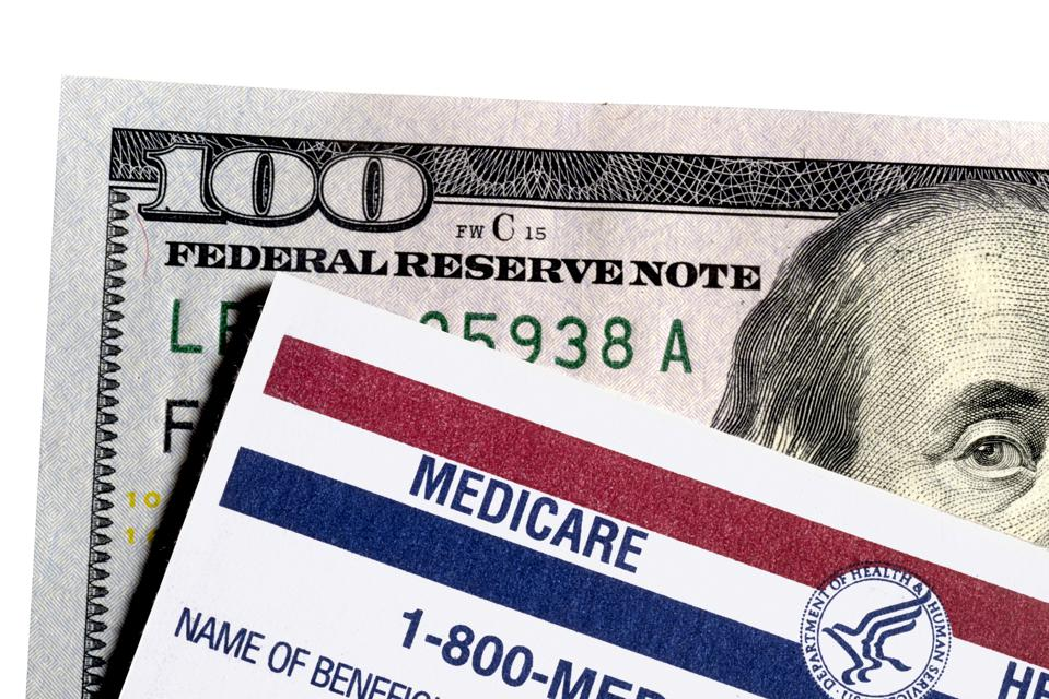 Medicare card monet