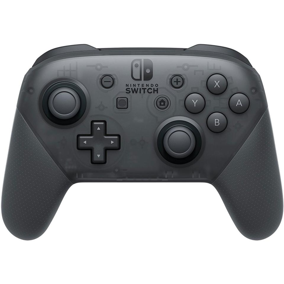 Nintendo Switch pro controller in Black