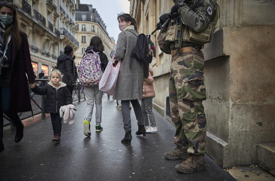 Schools Nationwide Reopen Under Army Security