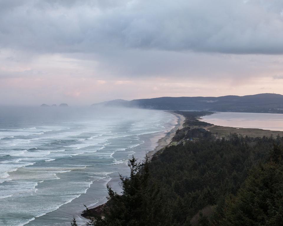 coast, Pacific Ocean, Oregon, beach