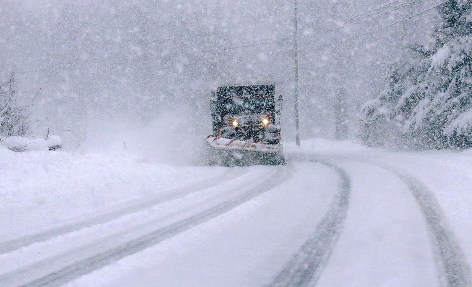 Northeast Storm New Hampshire