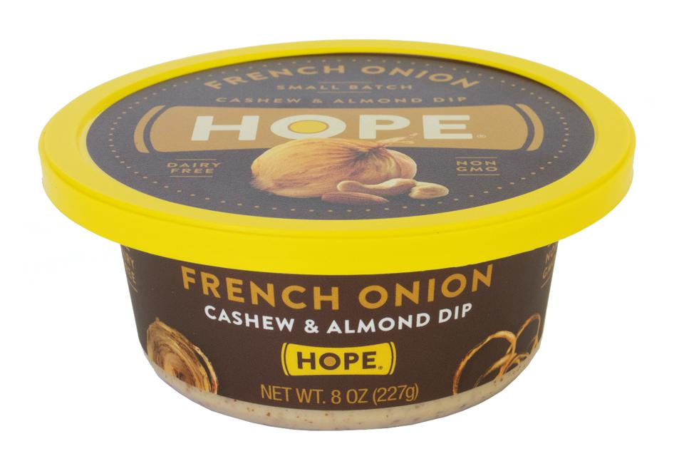 French Onion Cashew & Almond Dip | Hope Foods
