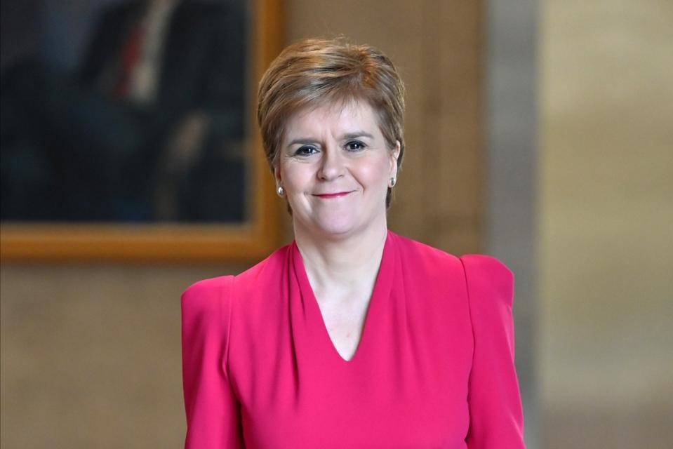 Scottish Daily Politics 2020