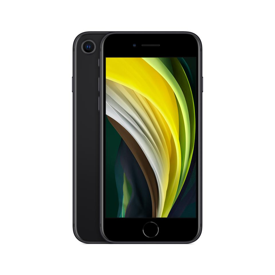 Total Wireless Apple iPhone SE (2nd gen, 64GB) Prepaid Phone