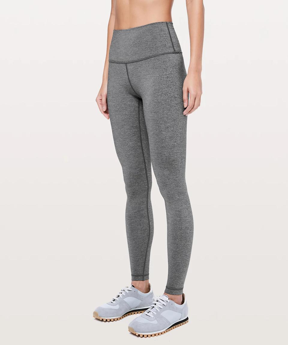 Wunder Under High-Rise Tight Luxtreme 28″ in gray.