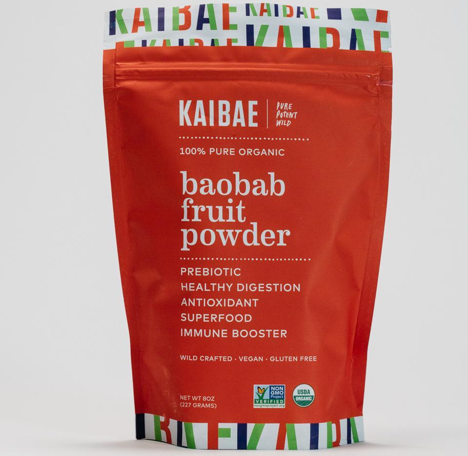 Kaibae baobab fruit powder organic