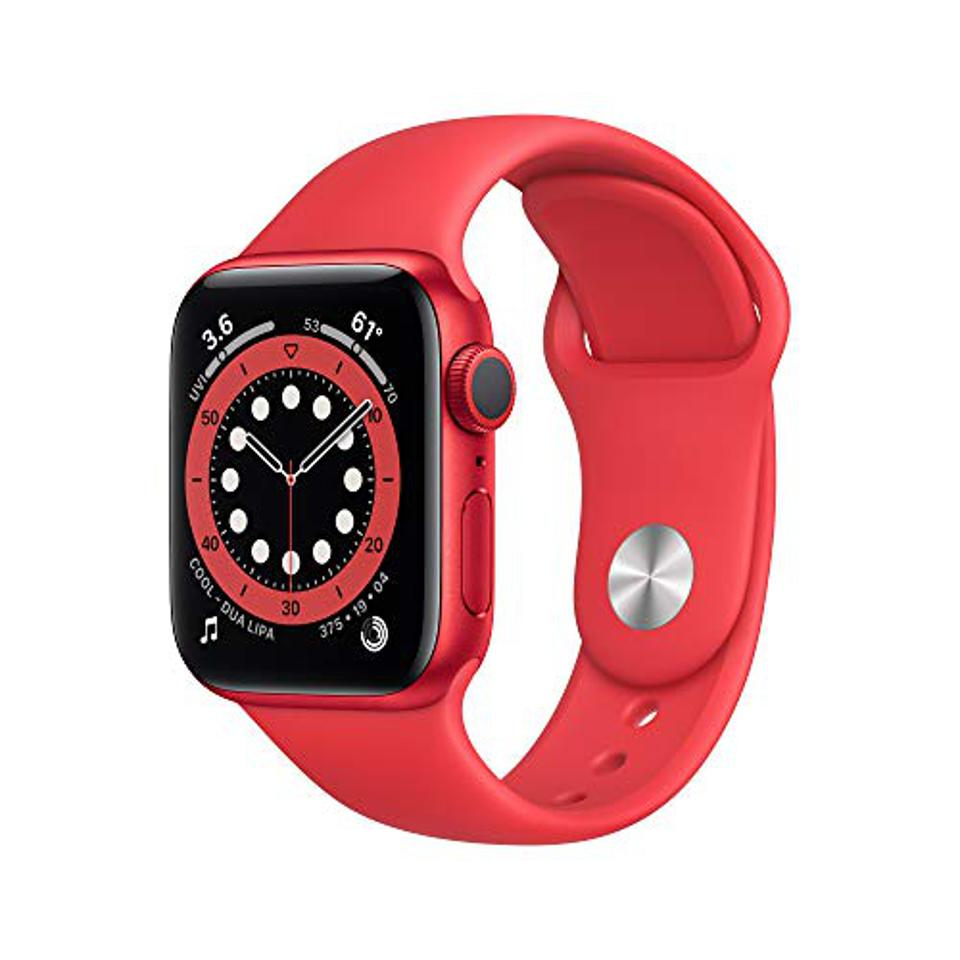 Apple Watch Series 6 (GPS, 40mm) PRODUCT RED