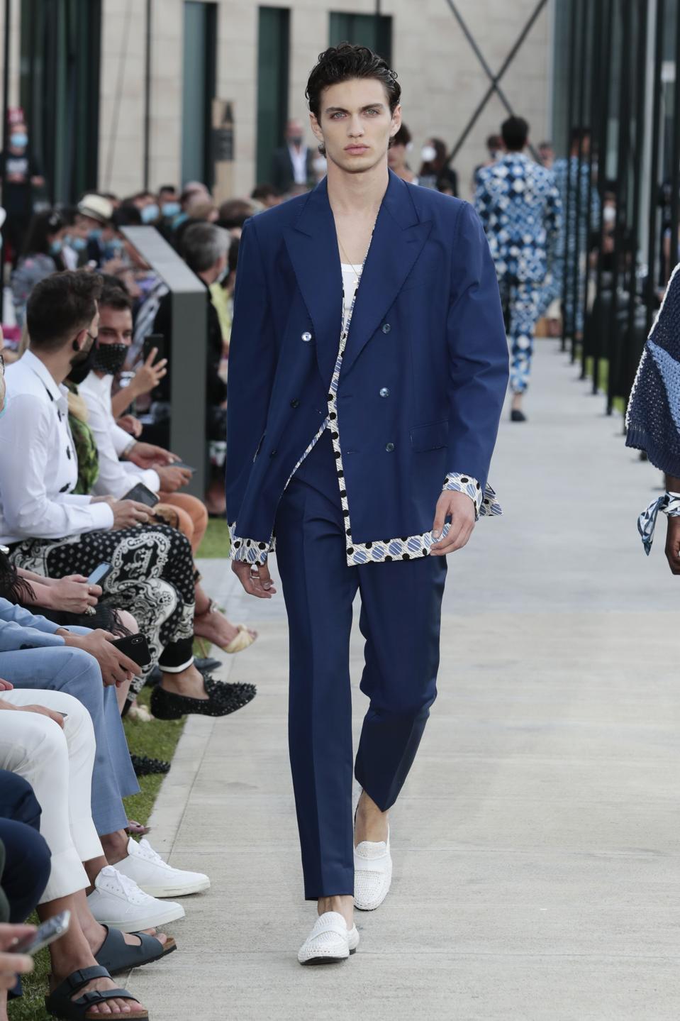 Dolce&Gabbana Spring/Summer 2021 look