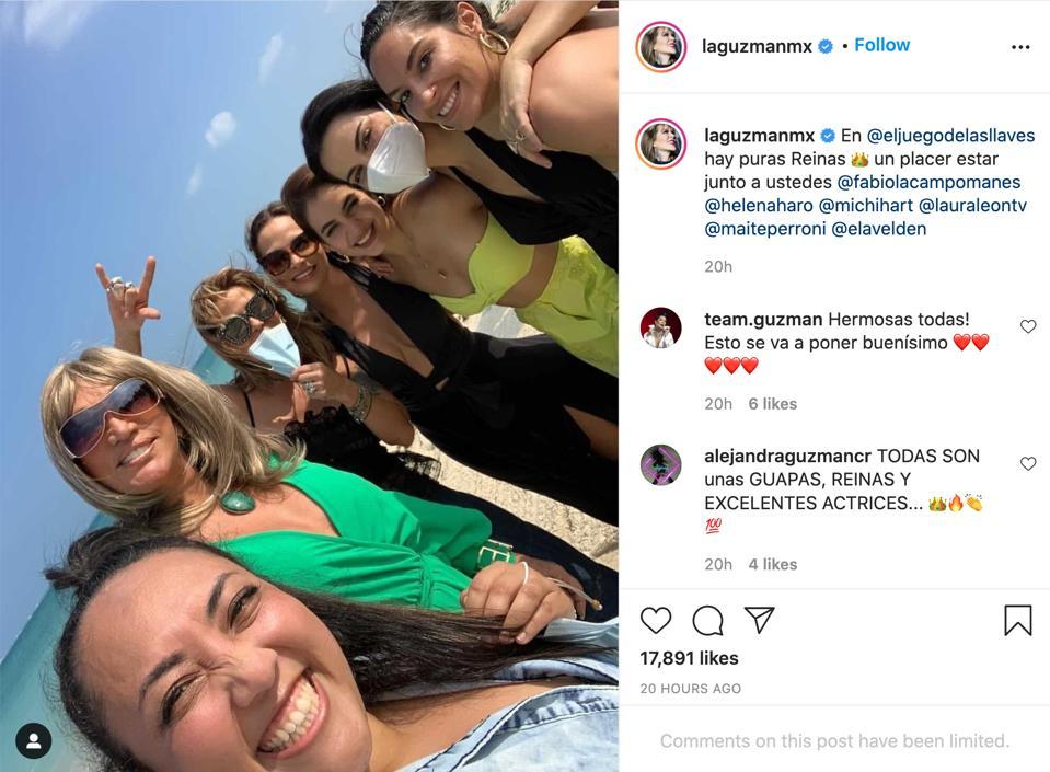 Alejandra Guzman Instagram
