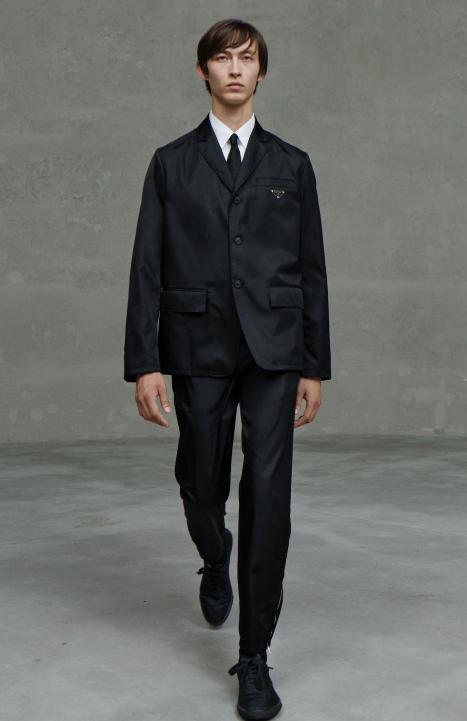 Prada Menswear SS21