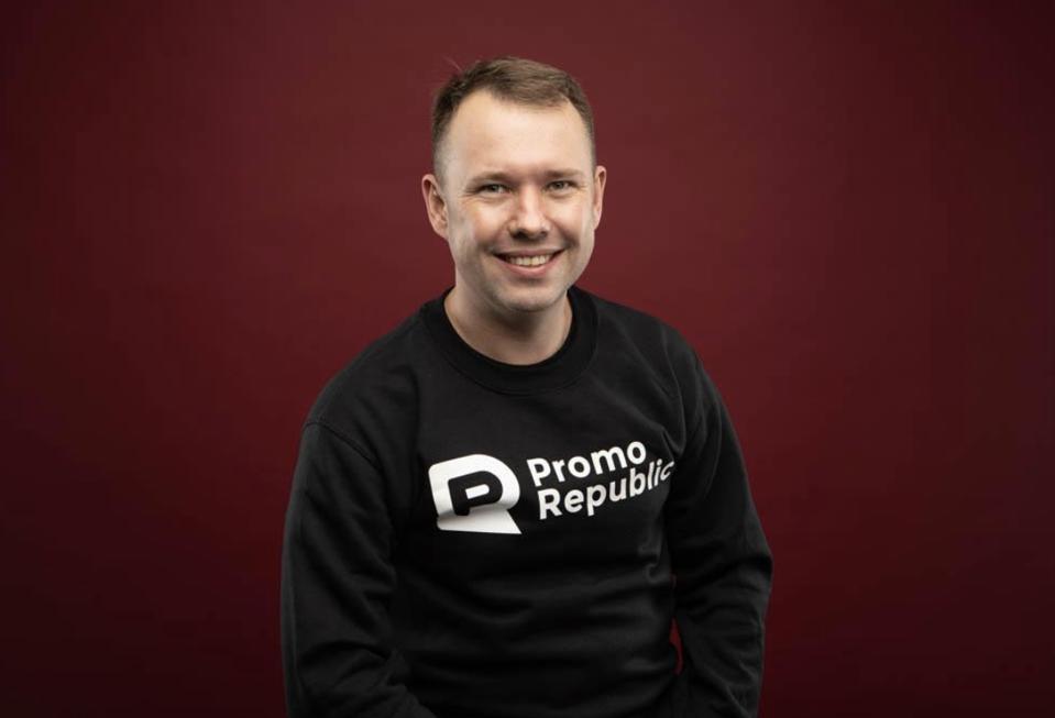 PromoRepublic founder.