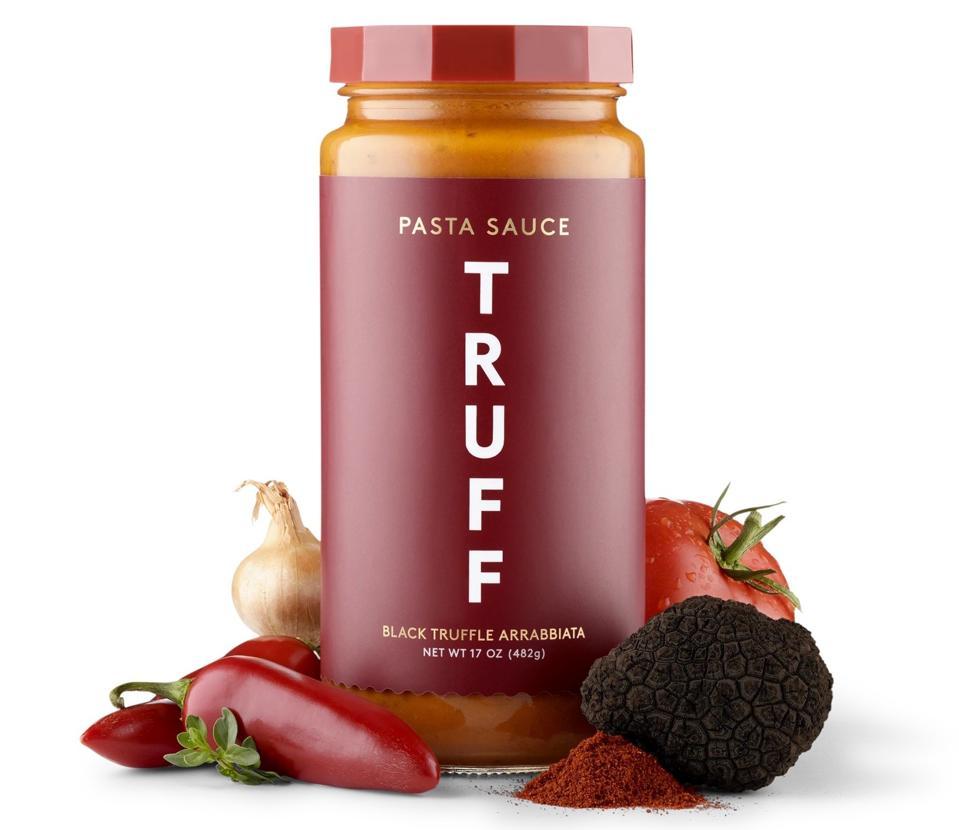 TRUFF Pasta Sauce truffle hot sauce gourmet black arrabbiata
