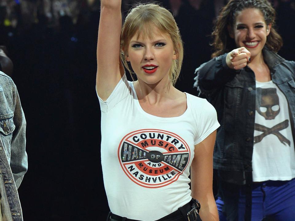 Taylor Swift's RED Tour - Nashville - 9/21/2013