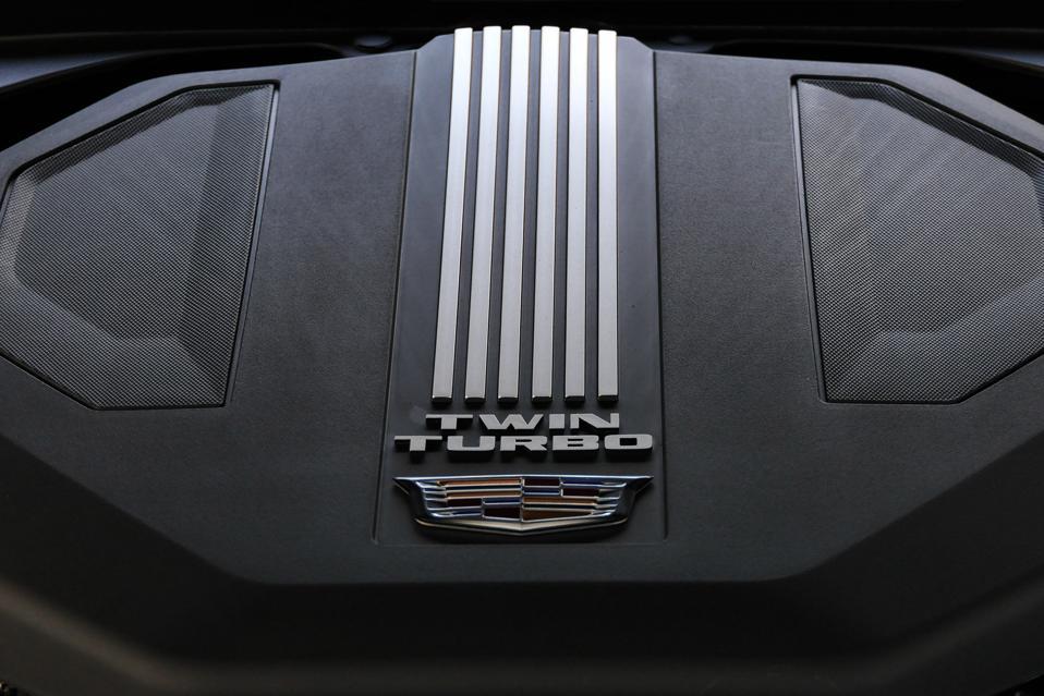 Cadillac CT5-V