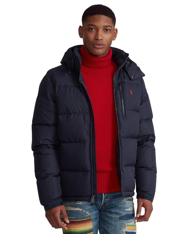 Polo Ralph Lauren Men's Water-Repellent Down Jacket