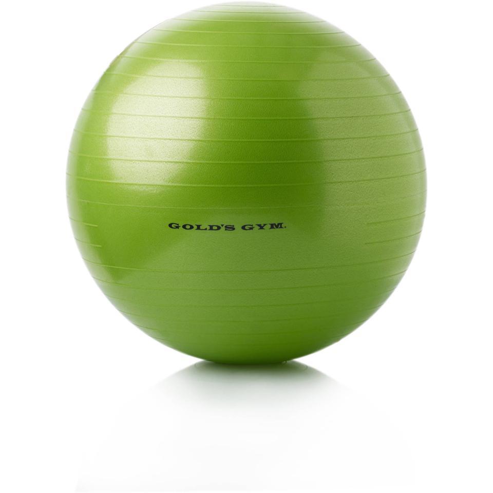 Gold's Gym 55cm Anti-Burst Exercise Body Ball