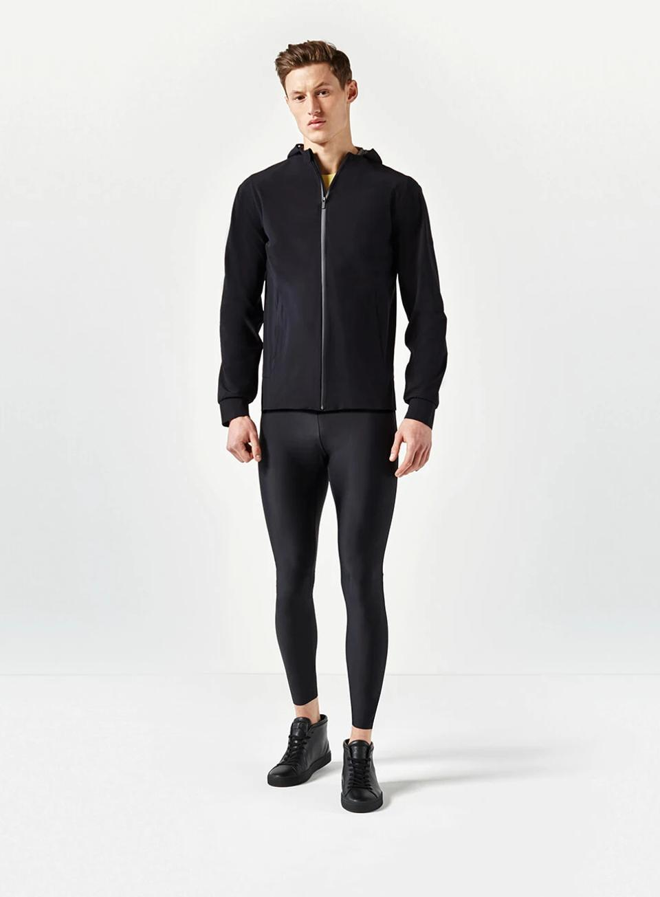 Find the German-designed, eco-sustainable Adaptive Jacket and other Aeance pieces at Future Proper, the first online boutique for premium men's activewear brands.