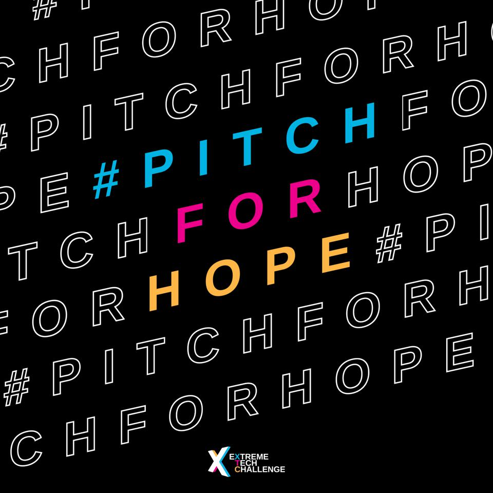 #pitchforhope