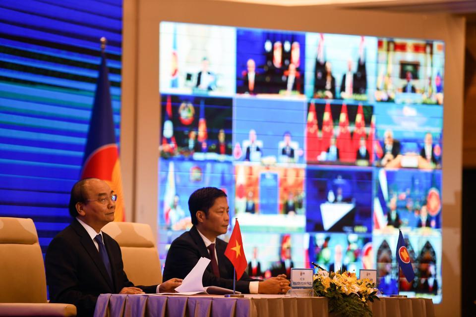 VIETNAM-ASEAN-DIPLOMACY