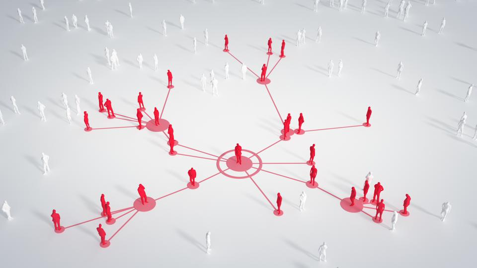 Connected People network