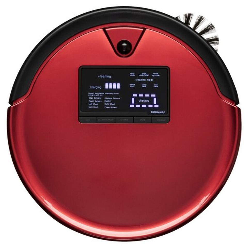 bObsweep PetHair PLUS Robotic Vacuum Cleaner
