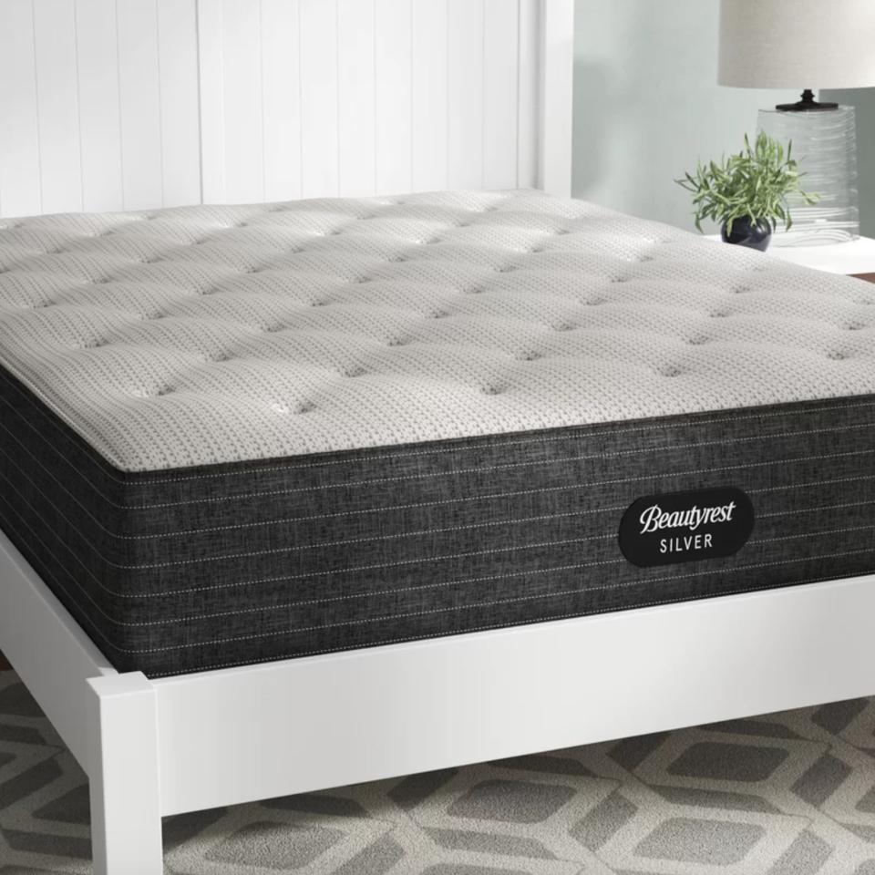 Beautyrest Silver 12″ Extra Firm Hybrid Mattress