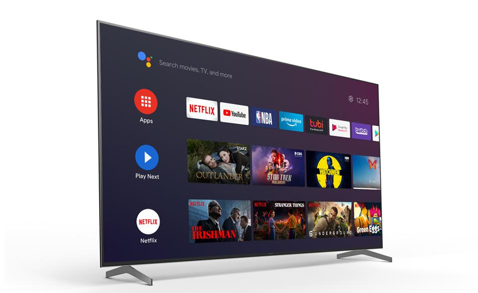 Sony 75″ 4K LED Android Smart TV BRAVIA 900H Series XBR75X900H