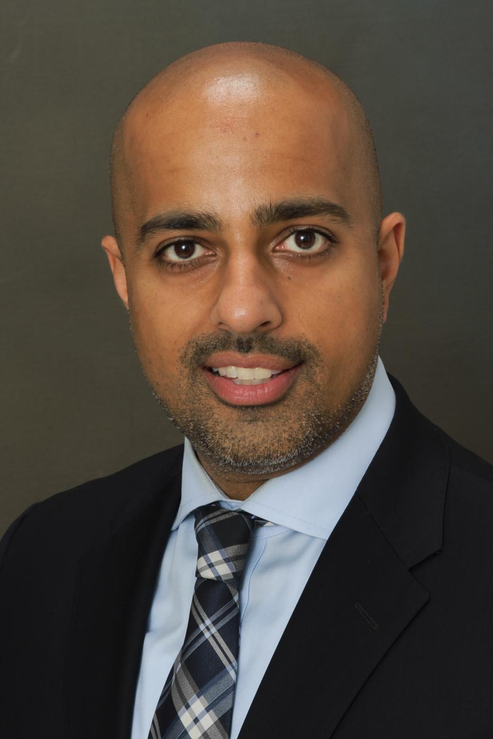 Rajan Mehta. WWE's chief product and technology officer