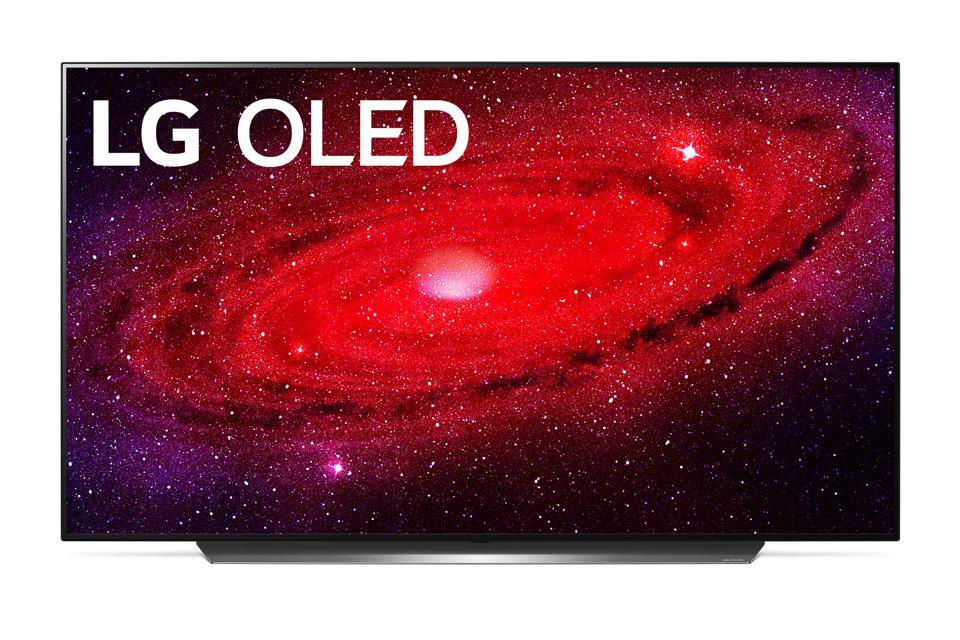 LG 55″ 4K OLED Smart TV with HDR OLED55BXPUA 2020
