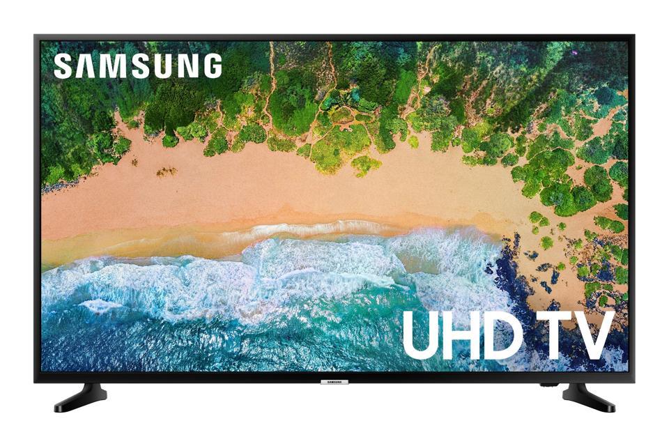 Samsung 50″ 4K LED Smart TV with HDR UN50NU6900