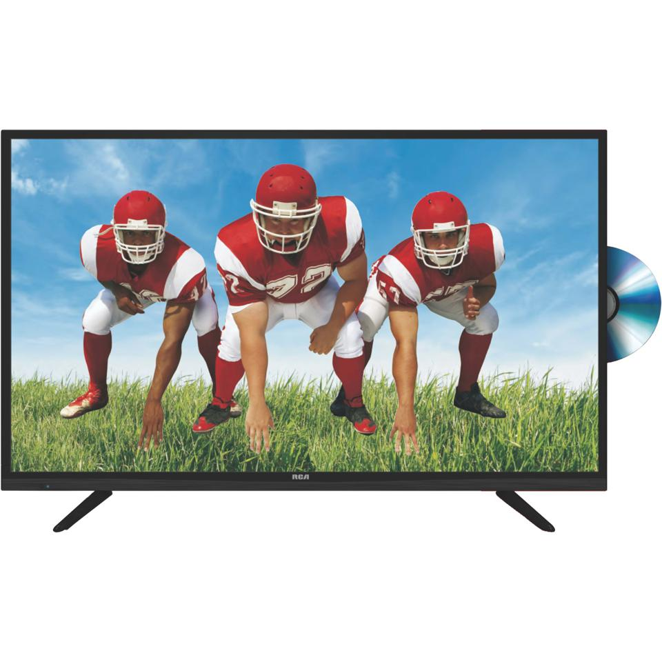 RCA 40 ″ HD LED TV with built-in DVD player (RLDEDV4001)