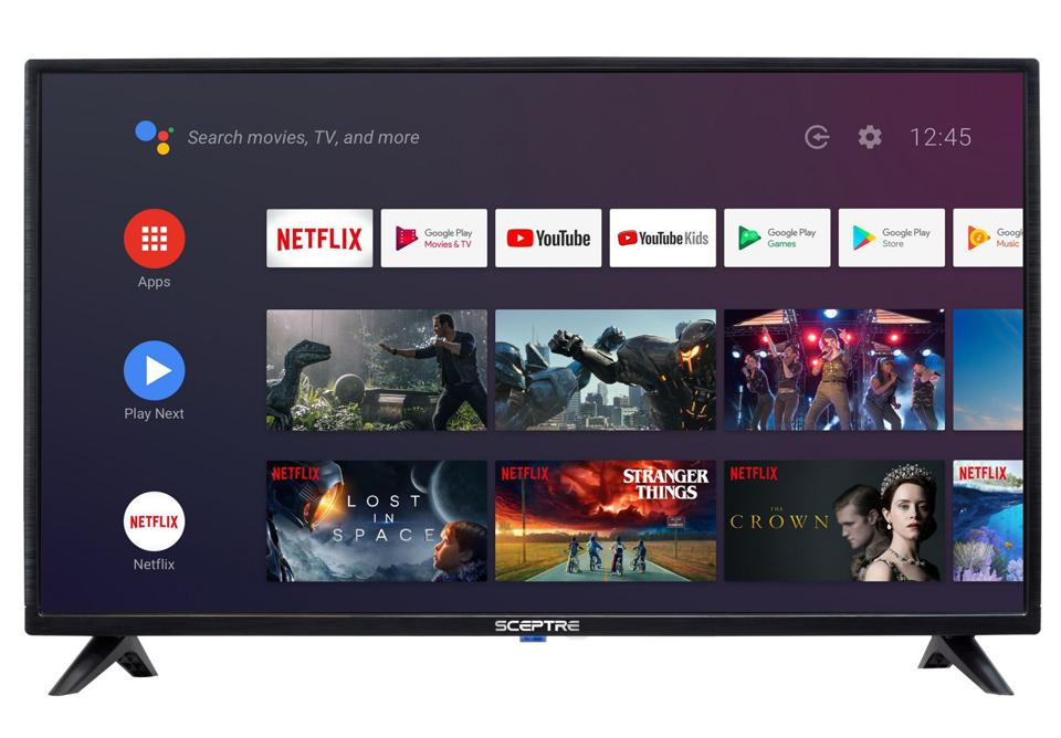 Sceptre 32″ HD Android LED TV (A328BV-SR)