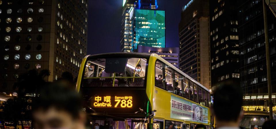 HONG KONG-LIFESTYLE-ECONOMY