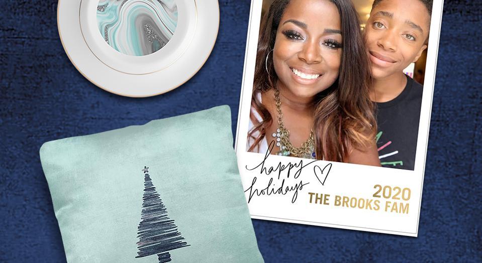 Tiffany Brooks Shutterfly line